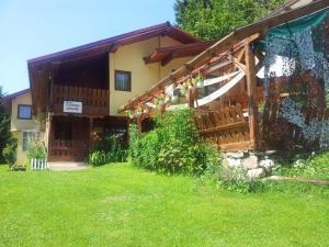 Cabana Suprema Armonie, Lodge  Dîmbovicioara - big - 1
