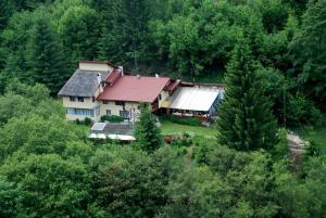 Cabana Suprema Armonie, Lodge  Dîmbovicioara - big - 20