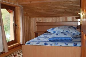 Cabana Suprema Armonie, Lodge  Dîmbovicioara - big - 4