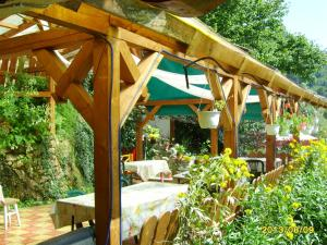 Cabana Suprema Armonie, Chaty v prírode  Dîmbovicioara - big - 17