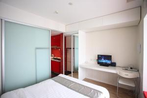 Homy Inns Mu Ma, Aparthotely  Nanjing - big - 4