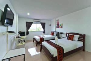 Phet Cha-am Plaza and Resort, Üdülőközpontok  Csaam - big - 50