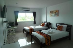 Phet Cha-am Plaza and Resort, Üdülőközpontok  Csaam - big - 51
