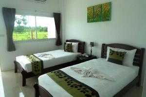 Phet Cha-am Plaza and Resort, Üdülőközpontok  Csaam - big - 52