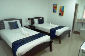 Phet Cha-am Plaza and Resort, Üdülőközpontok  Csaam - big - 53