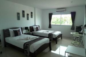 Phet Cha-am Plaza and Resort, Üdülőközpontok  Csaam - big - 48