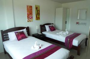 Phet Cha-am Plaza and Resort, Üdülőközpontok  Csaam - big - 49
