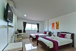 Phet Cha-am Plaza and Resort, Üdülőközpontok  Csaam - big - 47