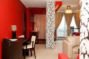Hotton Hotel, Hotely  Gdynia - big - 14