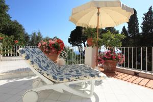 Hotel Villa Brunella, Отели  Капри - big - 16