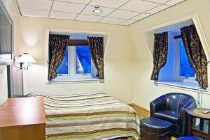 Skansen Hotel, Hotely  Tromsø - big - 38