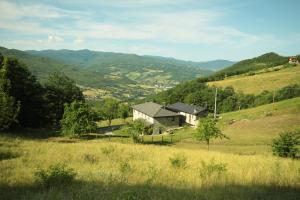 Agriturismo Le Querciole, Farmy  Borgo Val di Taro - big - 42