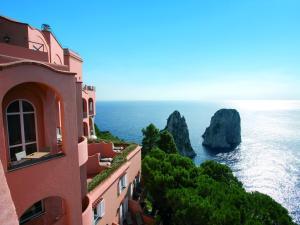 Hotel Punta Tragara - AbcAlberghi.com