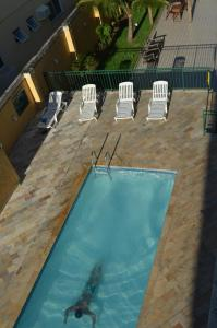 Praia do Pontal Apart Hotel, Апарт-отели  Рио-де-Жанейро - big - 7