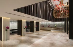Gateway Hotel, Marco Polo, Hotely  Hongkong - big - 12