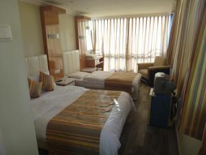 Temple Hotel, Отели  Дидим - big - 19