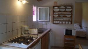 Villa Morosi, Apartments  Favone - big - 6