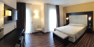 Hotel Villa Rosa, Hotely  Nago-Torbole - big - 7