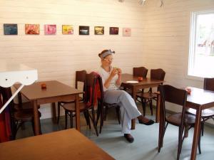 Hotel & Cafe Lanterna, Hotel  Nauvo - big - 53