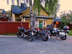 Hotel & Cafe Lanterna, Szállodák  Nauvo - big - 51