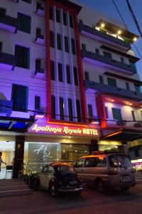 Apollonia Royale Hotel, Hotely  Angeles - big - 19