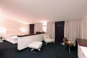 Grand Hotel Paradiso, Hotely  Catanzaro Lido - big - 5