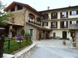 Locanda Occitana Cà Bianca, Hotely  Roccabruna - big - 31