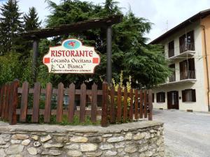 Locanda Occitana Cà Bianca, Hotely  Roccabruna - big - 30