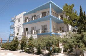 Poseidon Hotel, Hotels  Heraklio Town - big - 26