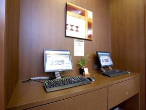 Hotel Route-Inn Court Kashiwazaki, Отели эконом-класса  Kashiwazaki - big - 13