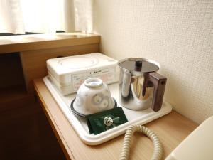 Hotel Route-Inn Court Kashiwazaki, Отели эконом-класса  Kashiwazaki - big - 8