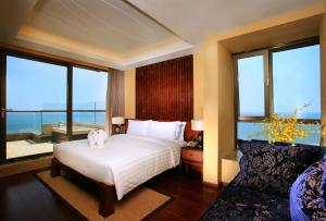 Pullman Oceanview Sanya Bay Resort & Spa, Hotels  Sanya - big - 2