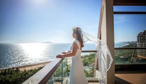 Pullman Oceanview Sanya Bay Resort & Spa, Hotels  Sanya - big - 3