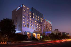 Radisson Blu Hotel Pune Kharadi, Hotel  Pune - big - 26