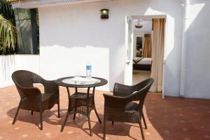 Villa Sol-Areia, Hotels  Candolim - big - 4