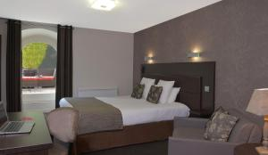 Hotel Reine Mathilde, Szállodák  Bayeux - big - 15