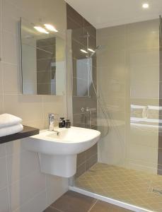 Hotel Reine Mathilde, Szállodák  Bayeux - big - 20