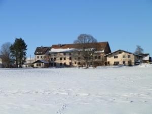 Centre Chrétien La Grange, Penzióny  Auberson - big - 57