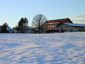 Centre Chrétien La Grange, Penzióny  Auberson - big - 56