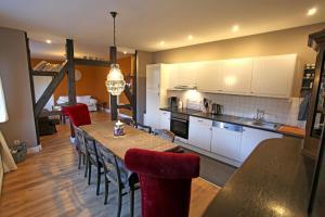 Das Märchenhaus, Apartments  Braunlage - big - 29