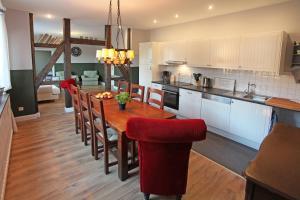 Das Märchenhaus, Apartments  Braunlage - big - 28
