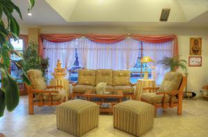 Hotel Salerno, Hotely  Villa Carlos Paz - big - 11