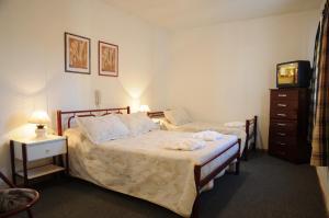 Hotel Salerno, Отели  Вилья-Карлос-Пас - big - 5
