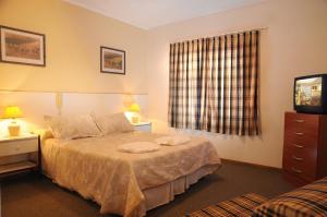 Hotel Salerno, Отели  Вилья-Карлос-Пас - big - 7