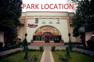 Отель Делис
