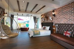 Follow Me designed B&B, Alloggi in famiglia  Dongshan - big - 80