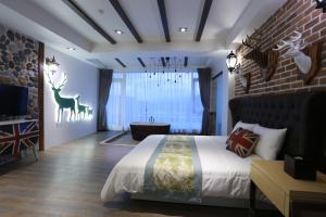 Follow Me designed B&B, Alloggi in famiglia  Dongshan - big - 81