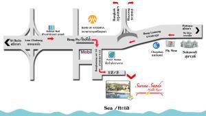 Serene Sands Health Resort, Hotely  Bang Lamung - big - 31