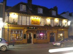 The Royal Oak, Penziony – hostince  Weymouth - big - 66