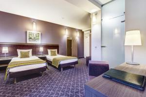Hotel Metropol, Szállodák  Varsó - big - 8